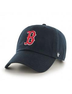 Gorra Curved visor 47 BRAND BOSTON RED SOX NAVY