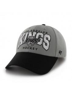 Gorra Curved visor 47 BRAND LOS ANGELES KINGS GREY