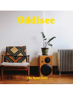 "VINILO  LP ODDISEE ""THE GOOD FIGHT"""