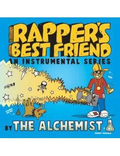 "CD THE ALCHEMIST ""RAPPER'S BEST FRIEND: AN INSTRUMENTAL SERIES"""