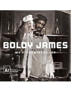 """CD BOLDY JAMES """"MY 1ST CHEMISTRY SET"""""""