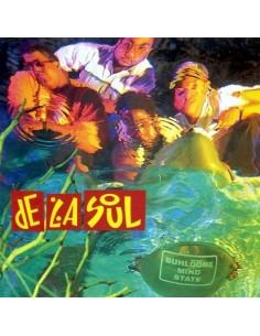 "CD DE LA SOUL ""BUHLOONE MIND STATE"""