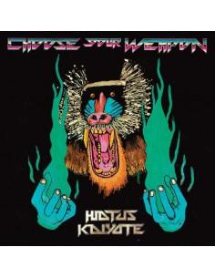 "CD HIATUS KAIYOTE ""CHOOSE YOUR WEAPON"""