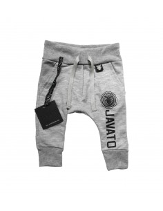 PANTALÓN LARGO BEBE JAVATO JONES GRIS