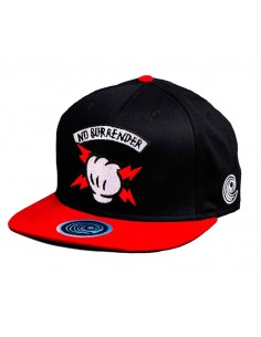 Gorra CNF NO SURRENDER V2 BLACK