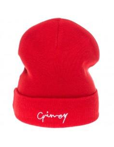 Gorro GRIMEY NATURAL RED