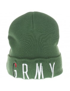Gorro GRIMEY NUFF RESPECT GREEN