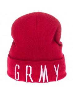 Gorro GRIMEY NUFF RESPECT RED