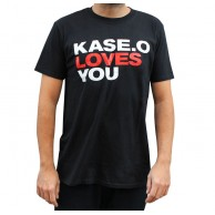 Camiseta KASE.O LOVES YOU