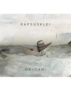 """RESERVA CD RAPSUSKLEI """"ORIGAMI"""""""