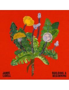 "VINILO LP JAMIE LIDELL ""BUILDING A BEGINNING"""