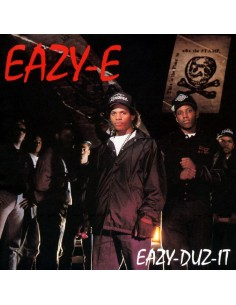 """CD EAZY-E """"EAZY-DUZ-IT"""""""