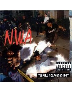 """CD N.W.A. """"NIGGAZ4LIFE"""""""