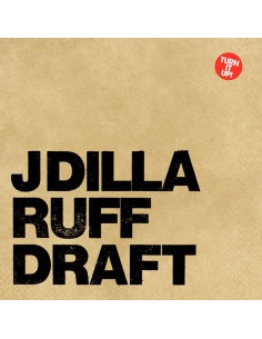 "2CD J DILLA ""RUFF DRAFT"""