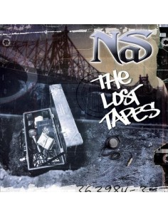 """CD NAS """"THE LOST TAPES"""""""