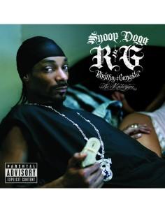 "CD SNOOP DOGG ""RHYTHM & GANGSTA"""