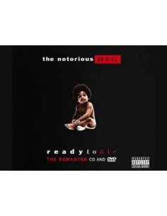 "CD + DVD THE NOTORIOUS BIG  ""READY TO DIE"""