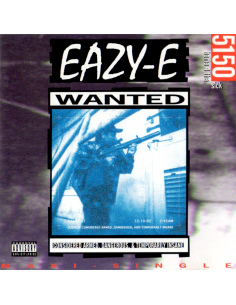 """CD EAZY-E """"5150: HOME 4 THA SICK"""""""