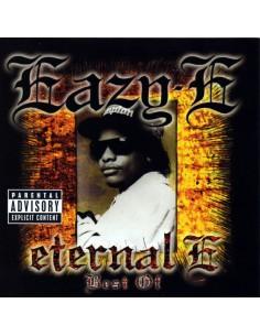 """CD EAZY-E """"ETERNAL E: BEST OF"""""""