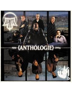 """2CD IAM """"ANTHOLOGIE 1991-2004"""""""