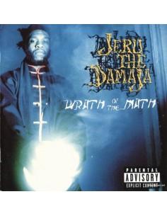 "CD JERU THE DAMAJA ""WRATH OF THE MATH"""
