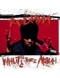 """CD REDMAN """"WHUT? THE ALBUM"""""""
