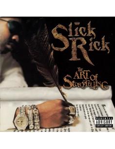 """CD SLICK RICK """"THE ART OF STORYTELLING"""""""