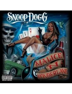 "CD SNOOP DOGG ""MALICE N WONDERLAND"""
