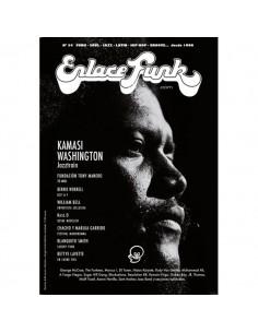 """Revista ENLACE FUNK Nº 54 + VINILO 7"""""""