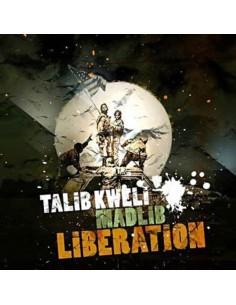 "VINILO LP TALIB KWELI & MADLIB ""LIBERATION"""