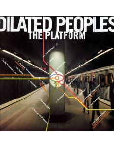 """CD DILATED PEOPLES """"THE PLATFORM"""""""