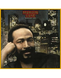 "CD MARVIN GAYE ""MIDNIGHT LOVE"""