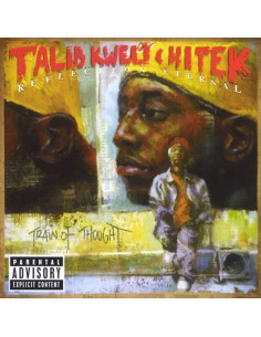 "CD TALIB KWELI & HI-TEK ""TRAIN OF THOUGHT"""