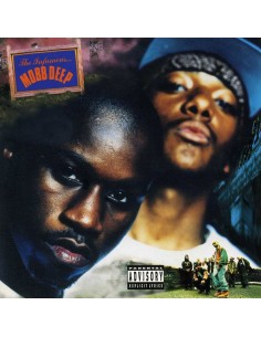 "CD MOBB DEEP "" THE INFAMOUS..."""