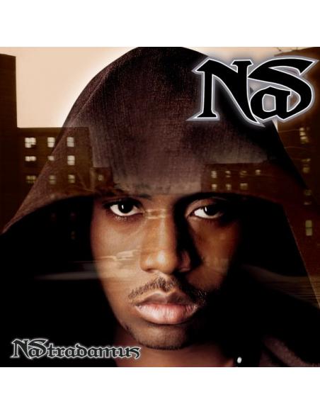 """CD NAS """"NASTRADAMUS"""""""