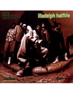 "CD THE ROOTS ""ILLADELPH HALFLIFE"""