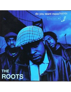 "CD THE ROOTS ""DO YOU WANT MORE?!!!??!"""