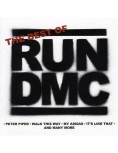 "CD RUN DMC ""THE BEST OF"""
