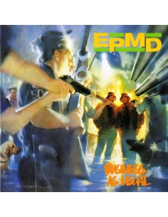 "CD EPMD ""BUSINESS AS USUAL"""