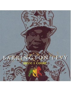 "CD BARRINGTON LEVY ""HERE I COME"""