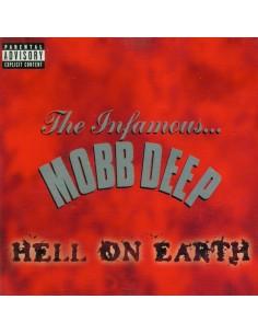 "CD MOBB DEEP ""HELL ON EARTH"""