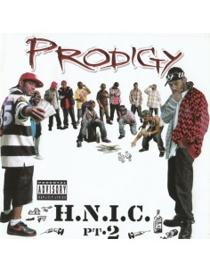 "CD PRODIGY (OF MOBB DEEP) ""H.N.I.C. PT. 2"""