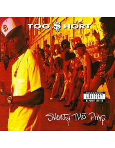 "CD TOO $HORT ""SHORTY THE PIMP"""