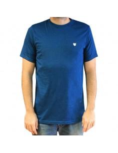 "Camiseta JAVATO JONES ""LOGO BASIC"" AZUL"