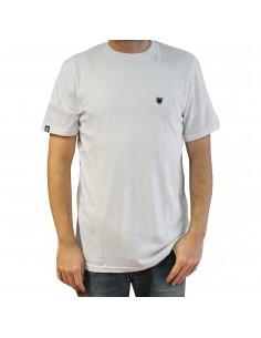 "Camiseta JAVATO JONES ""LOGO BASIC"" BLANCA"
