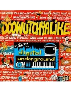 "VINILO MX DIGITAL UNDERGROUND ""DOOWUTCHYALIKE"""