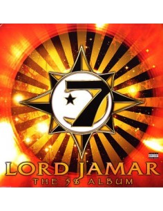 "VINILO 2LP LORD JAMAR ""THE 5% ALBUM"""