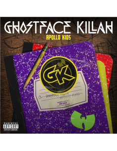 "CD GHOSTFACE KILLAH ""APOLLO KIDS"""