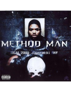 "CD METHOD MAN ""TICAL 2000: JUDGEMENT DAY"""