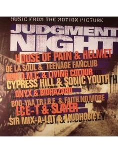 VINILO LP B.S.O. JUDGMENT NIGHT